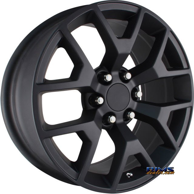 Pictures for OE Performance Wheels 150MB Black Flat