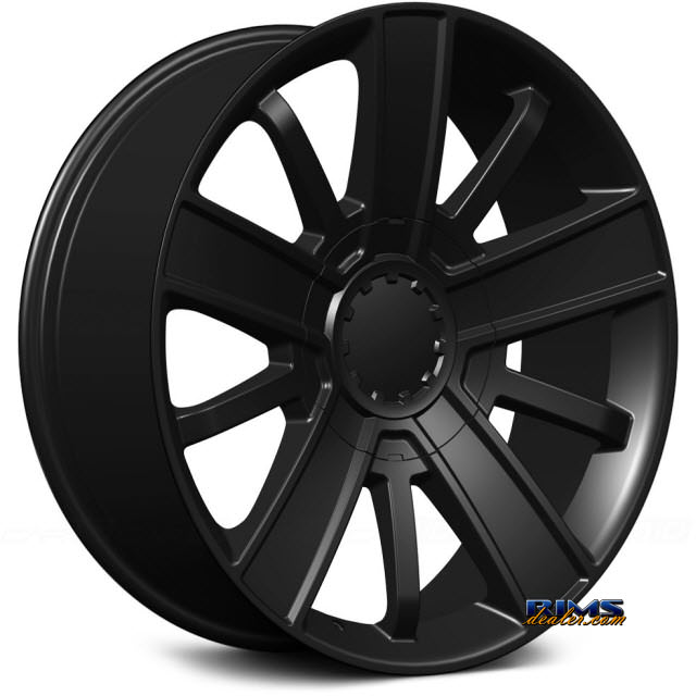 Pictures for OE Performance Wheels 153SB Black Flat