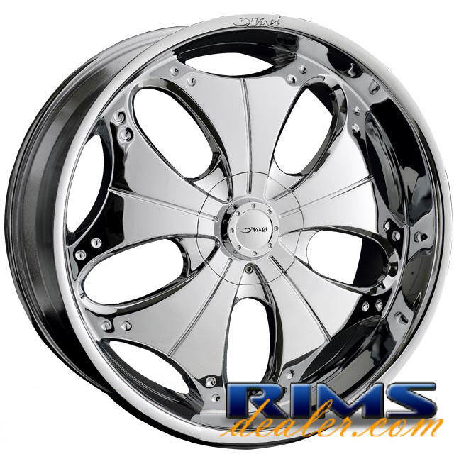 22 Inch Rim And Tire Package >> Dvinci Pasha Rims And Tires Packages For Your Vehicle Add Dvinci Pasha Chrome Rims To Your Shopping Cart