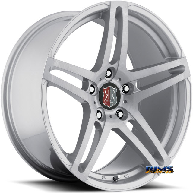 Pictures for Roderick Luxury Wheels RW5 silver flat