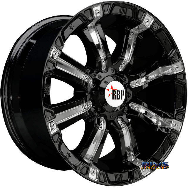 Off Road Rims And Tires Package >> Rbp Off Road Rims Rbp Off Road Wheels And Tires Packages