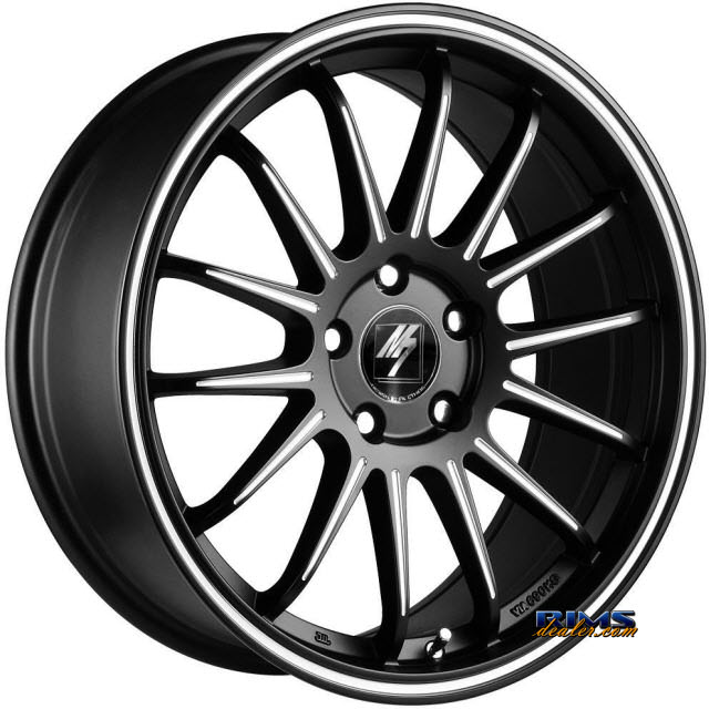 Pictures for FK Ethos Wheels RT-87 M7 black flat
