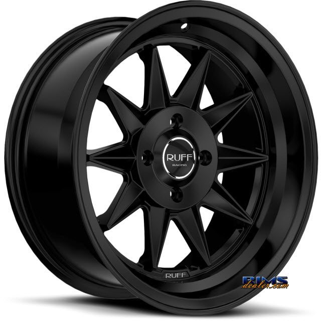 Pictures for RUFF RACING R358 Black Flat