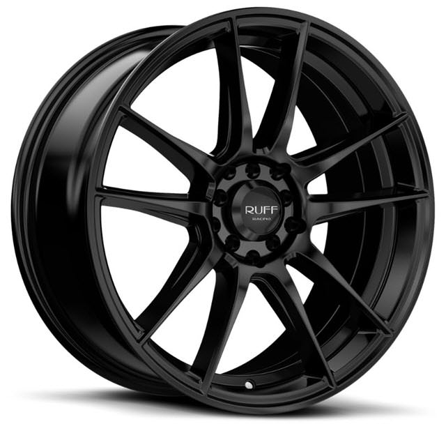 Pictures for RUFF RACING R364 SATIN BLACK