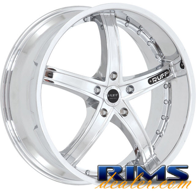 Pictures for RUFF RACING R953 chrome