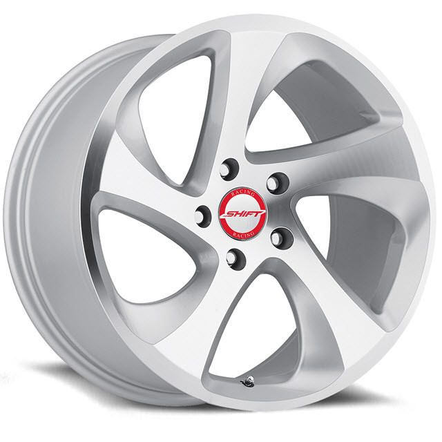 Pictures for Shift Wheels STRUT Machined w/ Silver