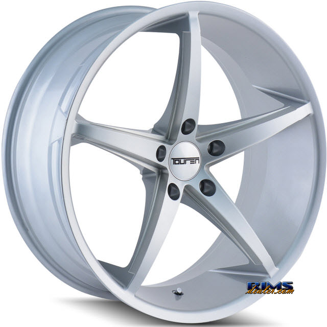 Pictures for Touren Custom Wheels TR70 3270 Silver Flat
