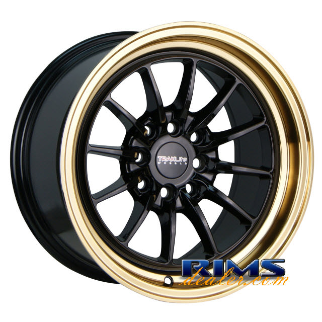 Pictures for TrakLite CHICANE black gloss