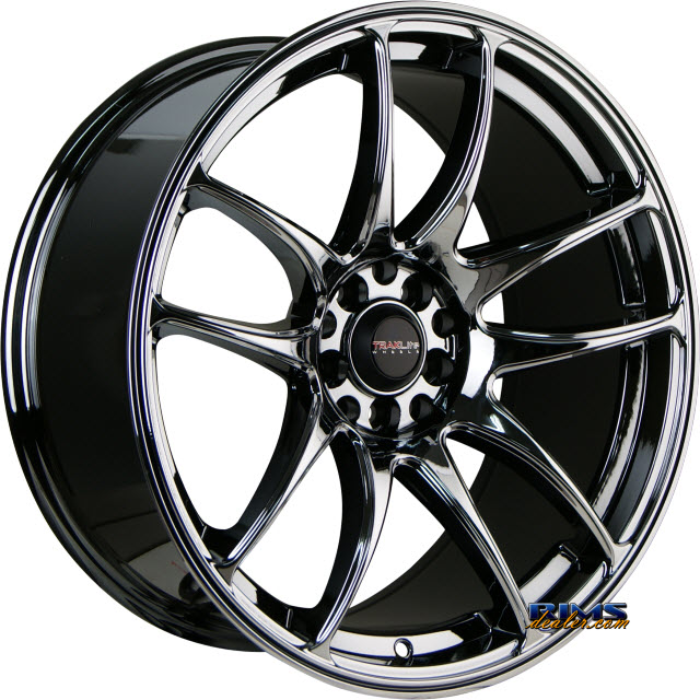 Pictures for TrakLite DRIFT Black Chrome