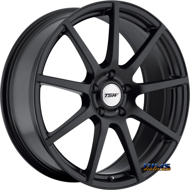Pictures for TSW INTERLAGOS BLACK FLAT