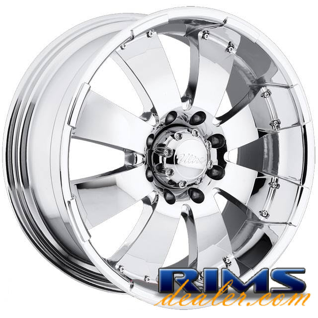 Pictures for ULTRA Mako (243/244) (8-Lug) chrome
