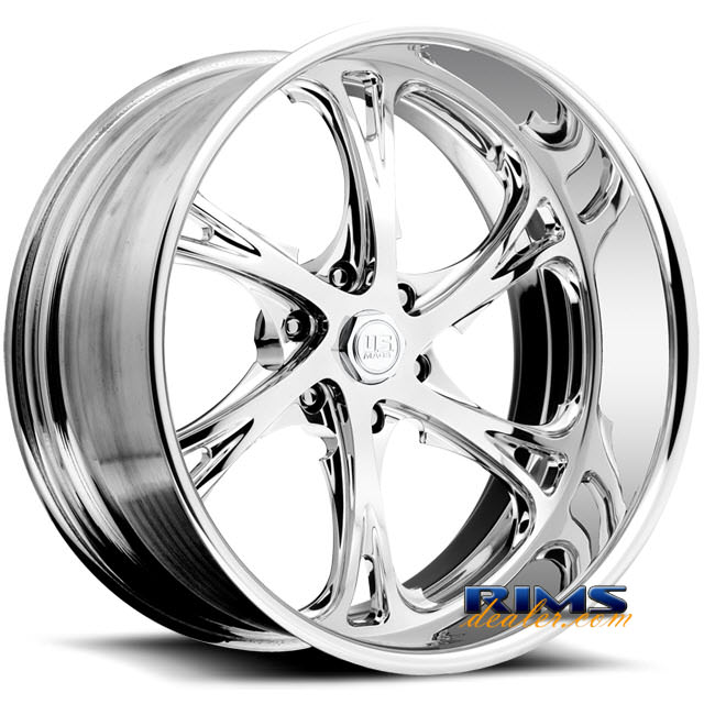 Pictures for US Mags Spur 6 - U452 polished