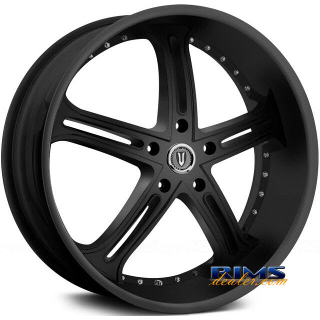Pictures for Versante 226 black flat