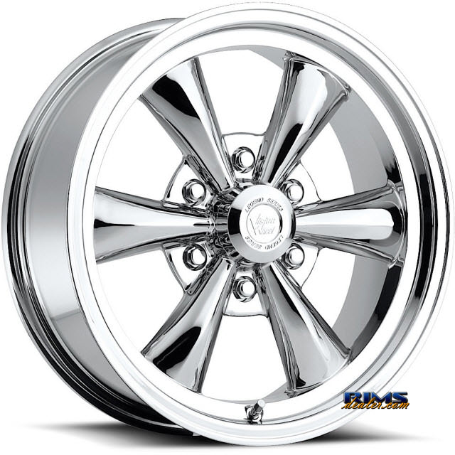 Pictures for Vision Wheel Legend-6 141 chrome