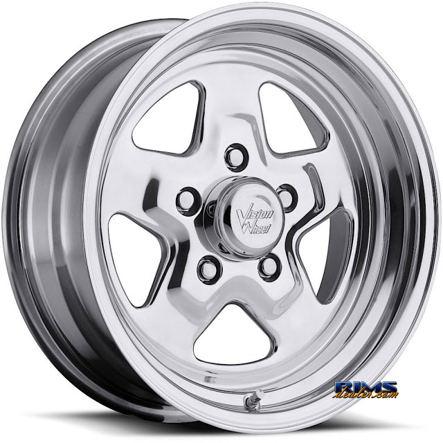Pictures for Vision Wheel 521 Nitro polished
