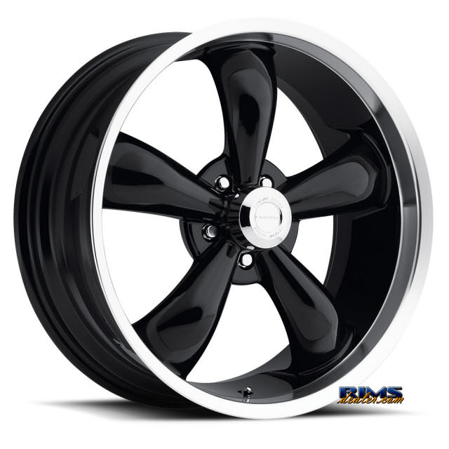 Pictures for Vision Wheel Vision 142 Legend 5 black flat