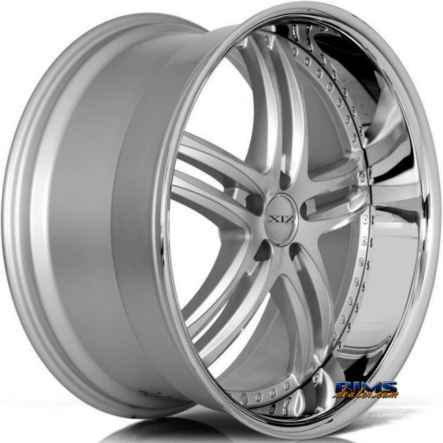 Pictures for XIX Wheels X15 Machined W/ Silver