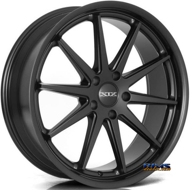 Pictures for XIX Wheels X31 Black Flat