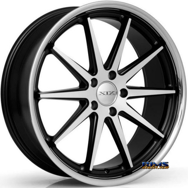 Pictures for XIX Wheels X31 Black Gloss w/ Machined