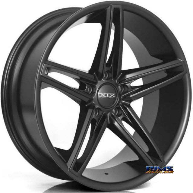 Pictures for XIX Wheels X33 Black Flat