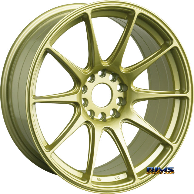 Pictures for XXR 527 gold gloss