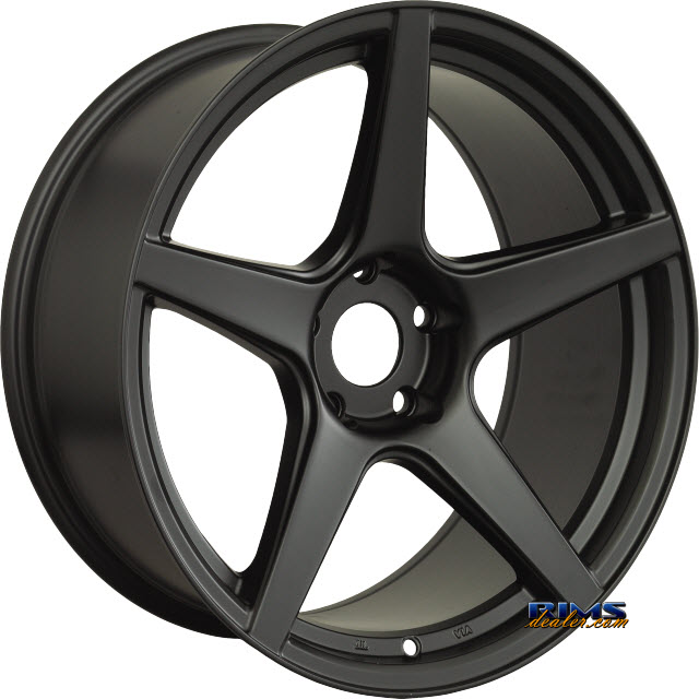 Pictures for XXR 535 black flat