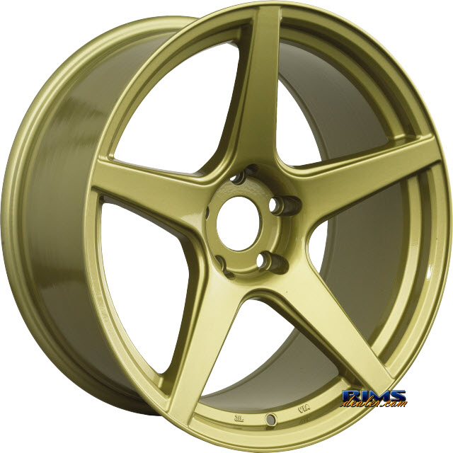 Pictures for XXR 535 gold gloss