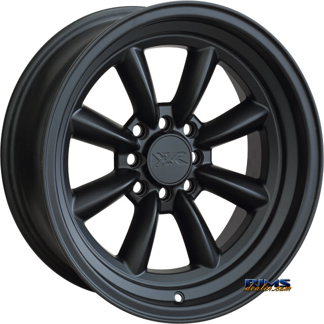Pictures for XXR 537 black flat