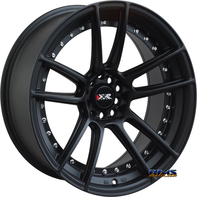 Pictures for XXR 969 black flat