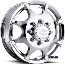Vision Wheel Crazy Eightz 715 chrome