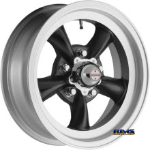 AMERICAN RACING VN105 Torq Thrust D Satin Black