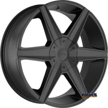 HELO HE887 SATIN BLACK