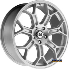 Motegi Racing MR120 Techno Mesh S Silver Flat