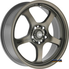 Motegi Racing MR131 Traklite MATTE BRONZE