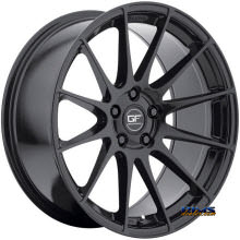 MRR Design GF-6 black gloss
