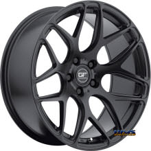 MRR Design GF-9 black flat