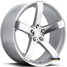 MRR Design VP5 silver gloss