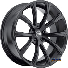 MRR Design HR-10 black flat