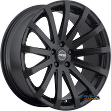 MRR Design HR-9 black flat