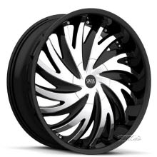 Status Hurricane S836 black chrome