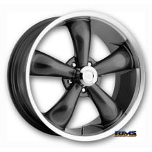 Vision Wheel Legend 5 142 142 gunmetal flat