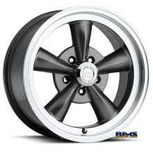 Vision Wheel Legend 5 141 gunmetal flat